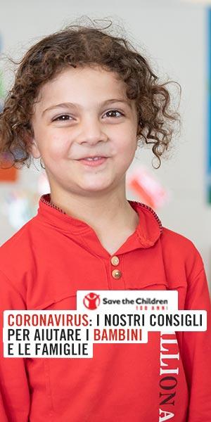 Save the Children - Coronavisrus