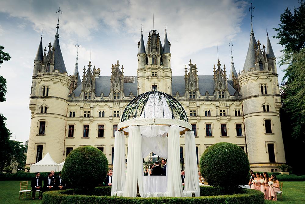 nozze castello