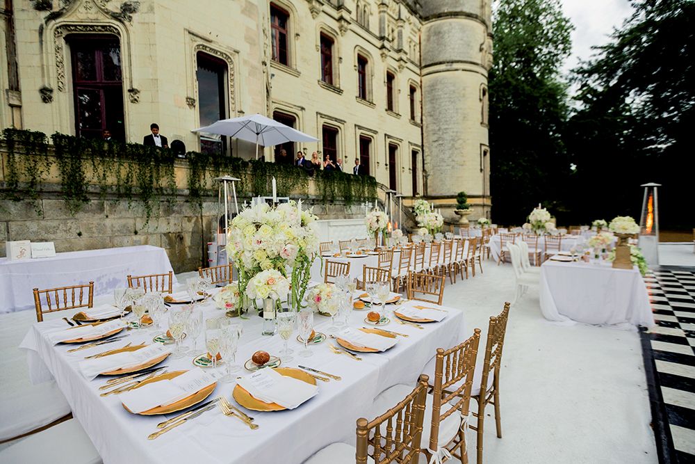 wedding castello