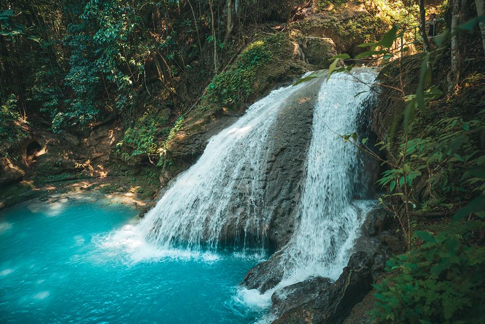 cascata giamaica vacanza