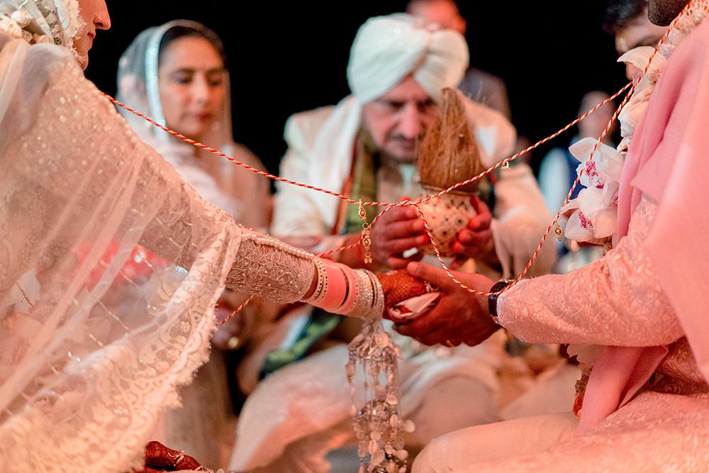 cerimonia india